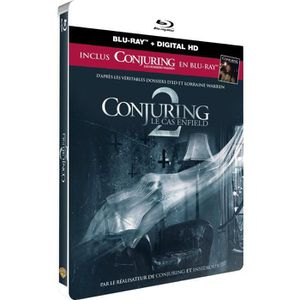 BLU-RAY FILM Blu-ray Conjuring 2 : le cas Enfield - Édition 2 B