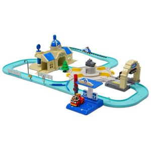 ROBOCAR POLI Playset Deluxe Véhicules Intelligents