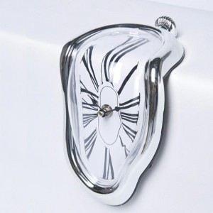 Horloge dali achat vente horloge dali pas cher cdiscount for Grande horloge murale pas cher