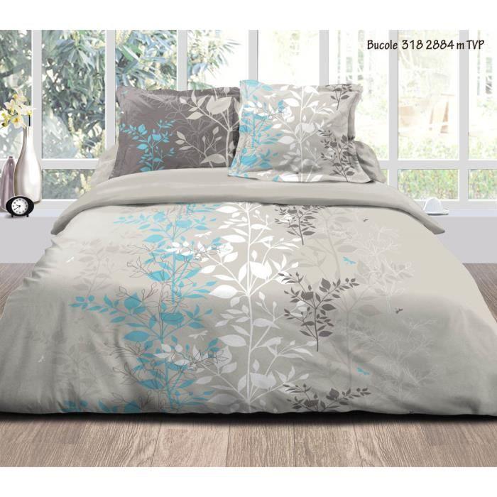 parure de couette 220x240cm housse de couette 220x240 2 taie d 39 oreillers. Black Bedroom Furniture Sets. Home Design Ideas