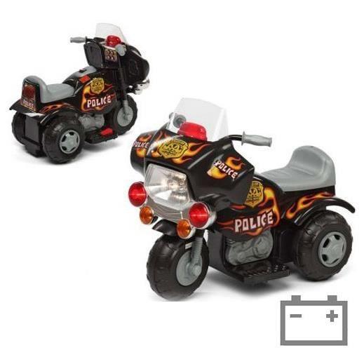 moto police enfant achat vente moto scooter moto police enfant cdiscount. Black Bedroom Furniture Sets. Home Design Ideas