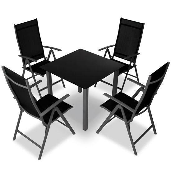 Table chaises jardin achat vente fauteuil jardin table - Table chaise jardin ...