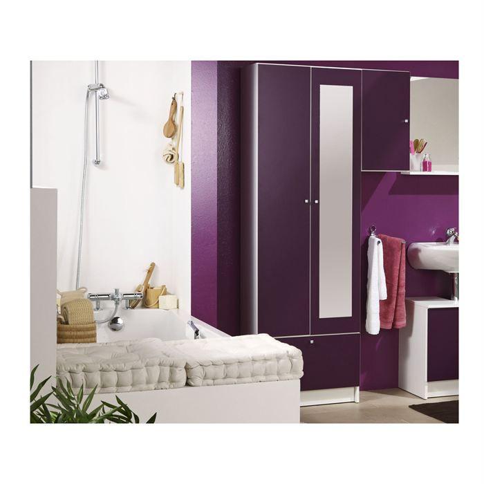 colonne de salle de bain les bons plans de micromonde. Black Bedroom Furniture Sets. Home Design Ideas