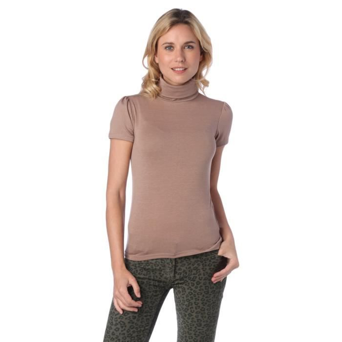 sous pull manches courtes achat vente sous pull cdiscount