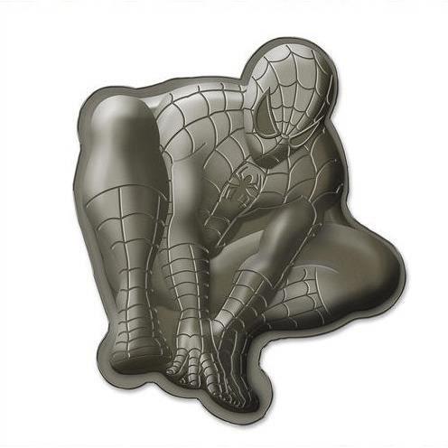 moule a gateau spiderman enfant garcon anniversair achat vente moule moule a gateau. Black Bedroom Furniture Sets. Home Design Ideas
