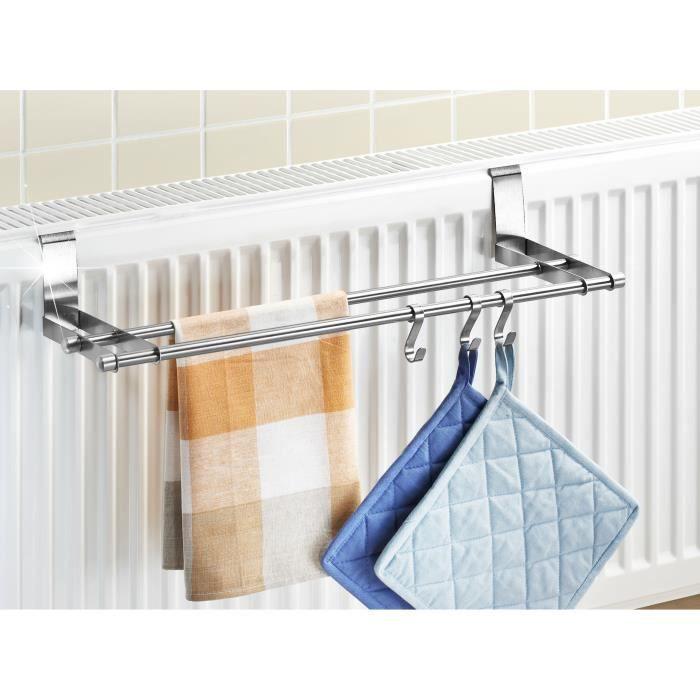 s choir pour radiateurs panneaux en acier ino achat vente fil linge tendoir s choir. Black Bedroom Furniture Sets. Home Design Ideas