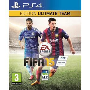 FIFA 15 Edition Ultimate Team Jeu
