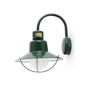 Applique d'ext. vert Newport 1L E27 60W
