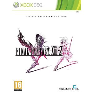 JEUX XBOX 360 Final Fantasy XIII-2 - limited collector's edit…
