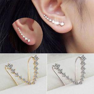 boucle d oreille femme contour d oreille achat vente pas cher les soldes sur cdiscount. Black Bedroom Furniture Sets. Home Design Ideas