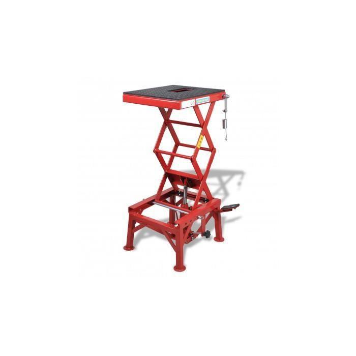 table l vatrice rouge 135 kg achat vente etabli meuble atelier les soldes sur. Black Bedroom Furniture Sets. Home Design Ideas