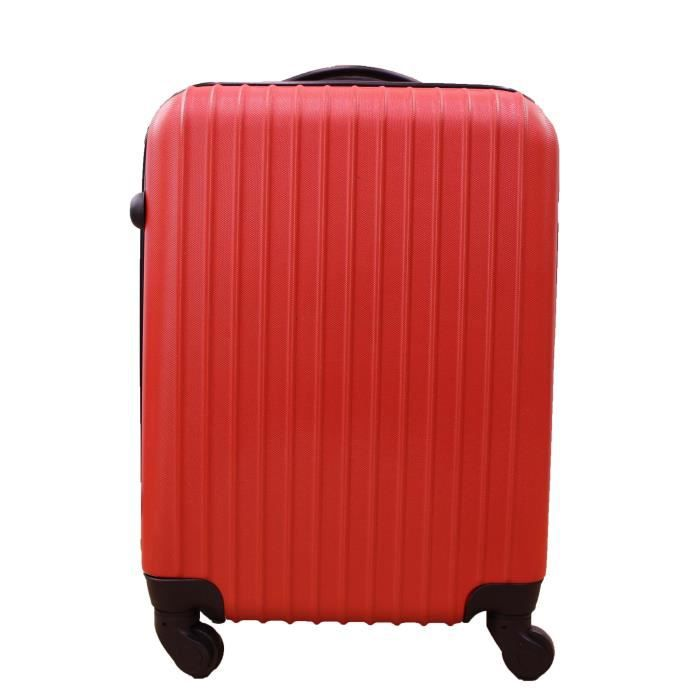 bagage icepak valise cabine ryanair 4roues rouge achat vente valise bagage bagage icepak. Black Bedroom Furniture Sets. Home Design Ideas