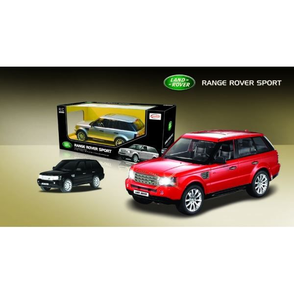 land rover range rover sport 1 24 rouge rc achat vente voiture camion land rover range. Black Bedroom Furniture Sets. Home Design Ideas
