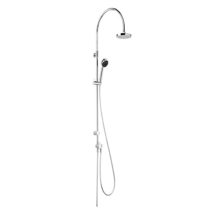 kludi barre de douche avec pomme de t te dual shower. Black Bedroom Furniture Sets. Home Design Ideas