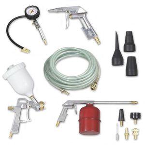 Compresseur 50L avec set de 13 accessoires