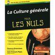 Tuyaux livre de culture generale pour les nuls - Culture interieur pour les nuls ...