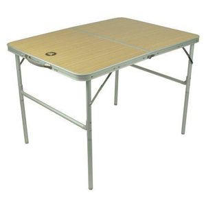 Table pliable camping achat vente pas cher cdiscount for Table exterieur oxford