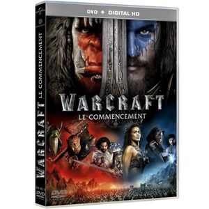 DVD FILM DVD Warcraft : le commencement