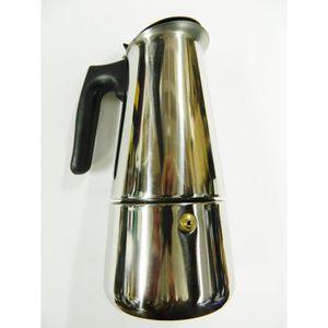 CAFETIÈRE - THÉIÈRE Cafetière italienne expresso 6 tasses inox café