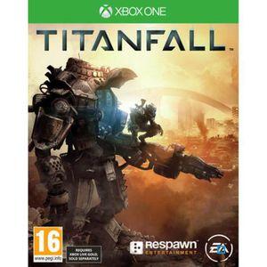 JEUX XBOX ONE Titanfall Jeu Xbox One