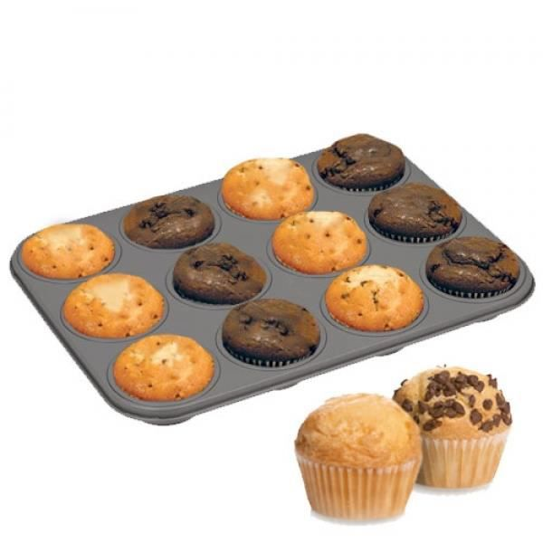 moules muffins achat vente moule moules muffins cdiscount. Black Bedroom Furniture Sets. Home Design Ideas
