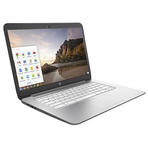hp chromebook 14 x094nf pc portable 14 argent nvidia. Black Bedroom Furniture Sets. Home Design Ideas