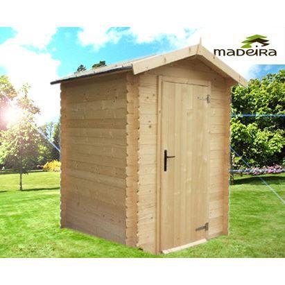 Abri de jardin bois bex 19 mm m achat vente abri jardin chalet abri de jardin bois for Abri de jardin en bois destockage
