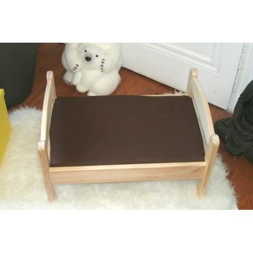 drap housse 90 x 140 cm chocolat achat vente drap housse cdiscount. Black Bedroom Furniture Sets. Home Design Ideas