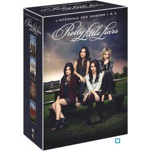 DVD SÉRIE DVD Coffret Pretty Little Liars - Saisons 1 à 4