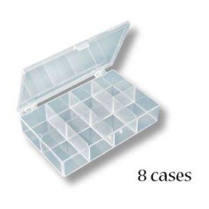 Boite rangement perle achat vente boite rangement - Boite de rangement plastique avec couvercle pas cher ...