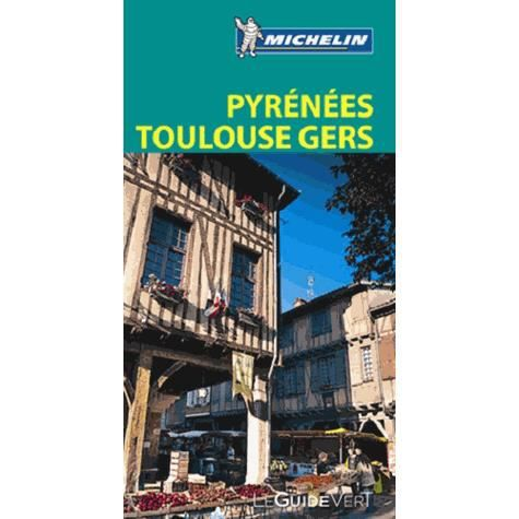 Pyr n es toulouse gers achat vente livre michelin michelin editions des v - Mondial relay toulouse ...
