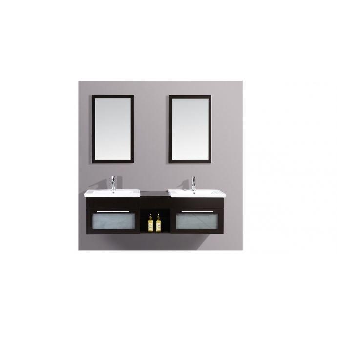 le pacific ensemble meuble de salle de bain e achat vente salle de bain complete le. Black Bedroom Furniture Sets. Home Design Ideas