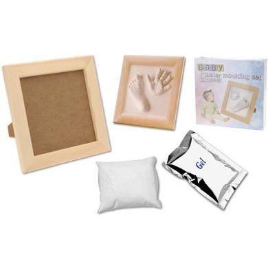 kit pl tre moulage main pied empreinte b b achat vente coffret cadeau souvenir. Black Bedroom Furniture Sets. Home Design Ideas