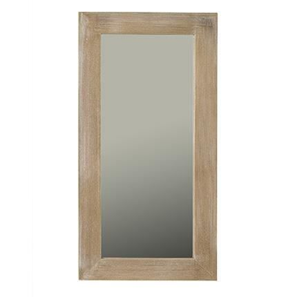 Miroir rectangulaire 120x60cm achat vente miroir for Miroir rectangulaire