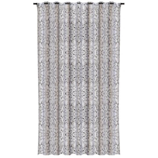rideau de douche galets en polyester 180 200cm achat vente rideau de douche cdiscount. Black Bedroom Furniture Sets. Home Design Ideas