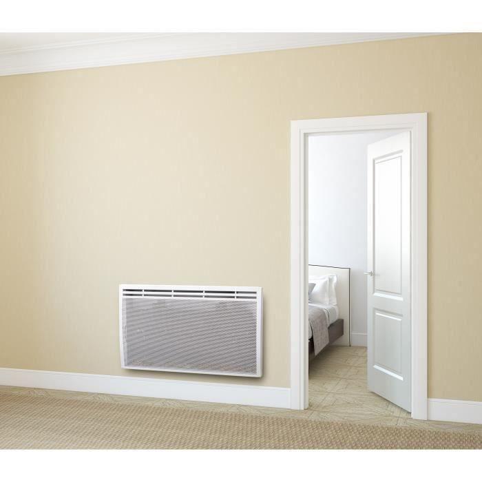 Alpina sas 1000 watts radiateur lectrique panneau rayonnant avec syst me ant - Panneau electrique maison ...