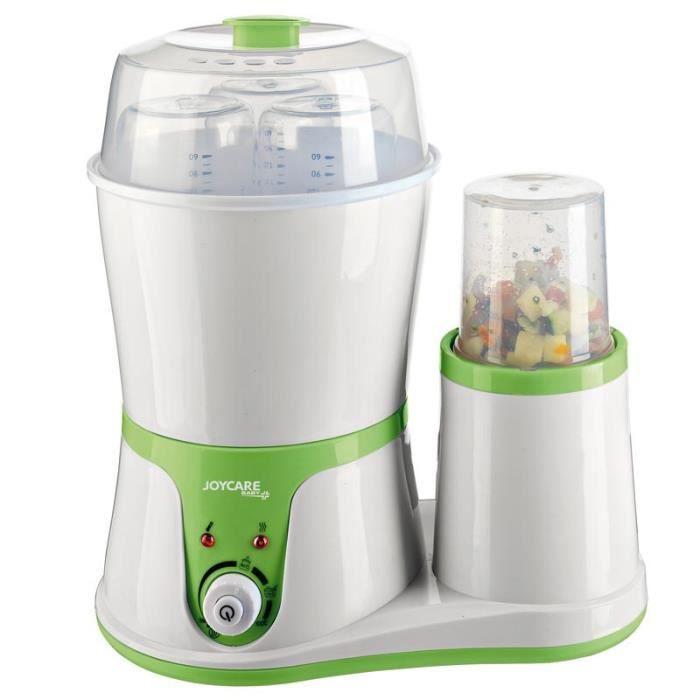 Robot multifonction pour repas b b 5en1 jc 228 achat for Robot cuisine pour bebe