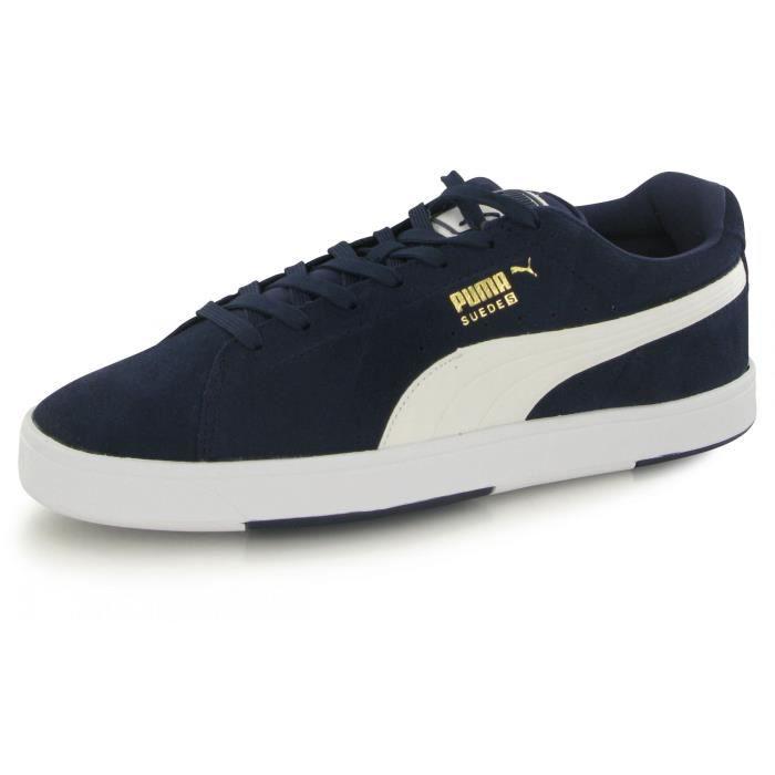 Chaussure Puma Blanche Homme