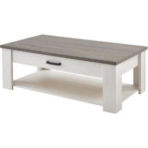 Meuble style bord de mer achat vente meuble style bord - Grosses roulettes pour table basse ...
