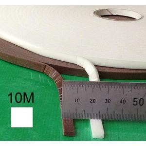bande paisse en mousse de caoutchouc pour sous porte pour interstices entre 1 4 mm achat. Black Bedroom Furniture Sets. Home Design Ideas