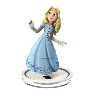 FIGURINE DE JEU Figurine Alice Disney Infinity 3.0 : Alice de l'au