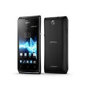SMARTPHONE SONY C1505 NOIR XPERIA E