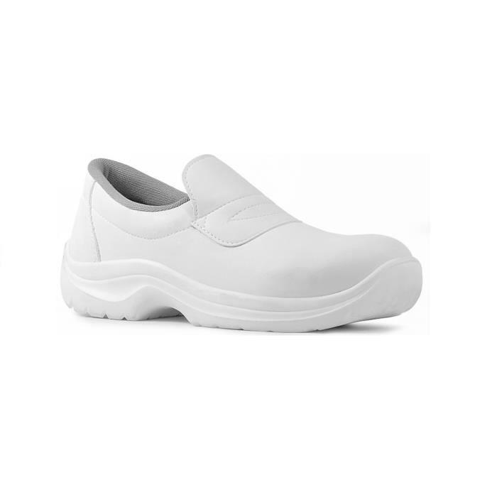 chaussures de s curit cuisine s2 src blanc blanc achat vente chaussures de cuisine cdiscount. Black Bedroom Furniture Sets. Home Design Ideas