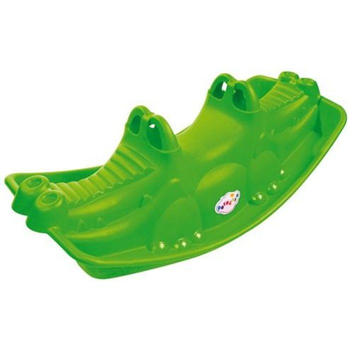 bascule crocodile achat vente jeux de piscine cdiscount. Black Bedroom Furniture Sets. Home Design Ideas