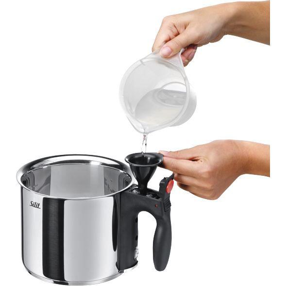 Silit cocotte de bain marie 3615652201 achat vente for Bain marie maison