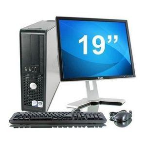ORDINATEUR TOUT-EN-UN Lot PC DELL Optiplex 755 SFF Dual Core E2180 2Ghz