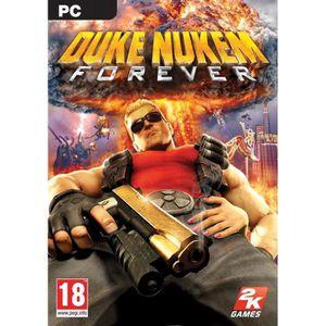 JEU PC PC DUKE NUKEM FOREVER