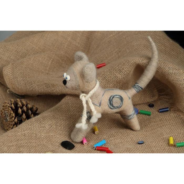 jouet doux fait main de laine cadeau artisanal pour b b achat vente objet d coratif cdiscount. Black Bedroom Furniture Sets. Home Design Ideas