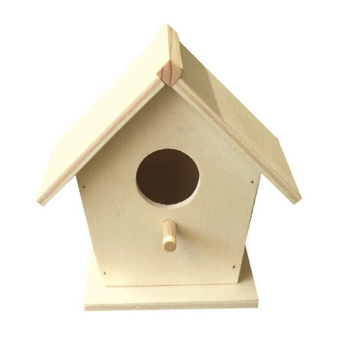 nichoir oiseau petit mod le 70 x 65 x 115 achat vente support d corer nichoir. Black Bedroom Furniture Sets. Home Design Ideas