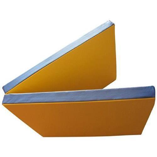 niro matelas de sport pliable jaune noir jaune bleu 200 x 80 x 8 cm prix pas cher cdiscount. Black Bedroom Furniture Sets. Home Design Ideas